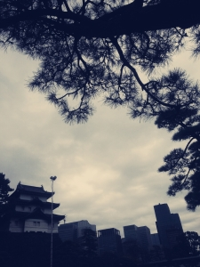 Emperor Palace vs Modern Tokyo!