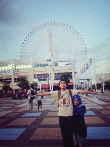 gigantic ferris wheel :)
