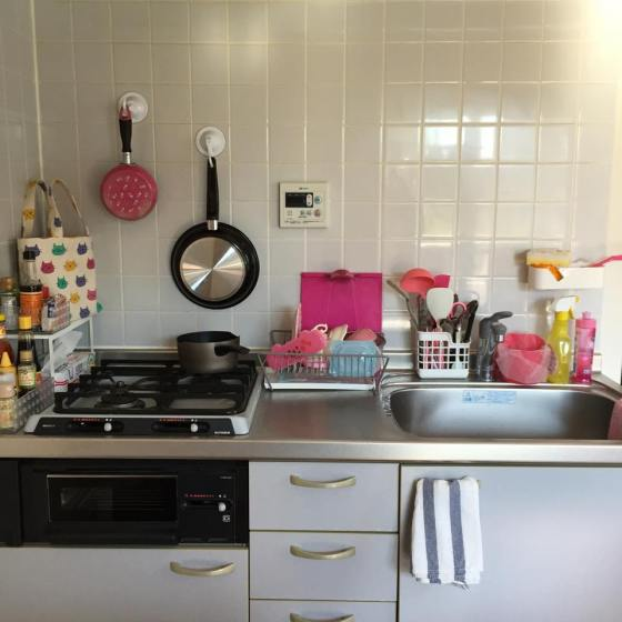 My Little Kitchen :)